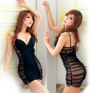 Temptation Nightclub Dress NC003
