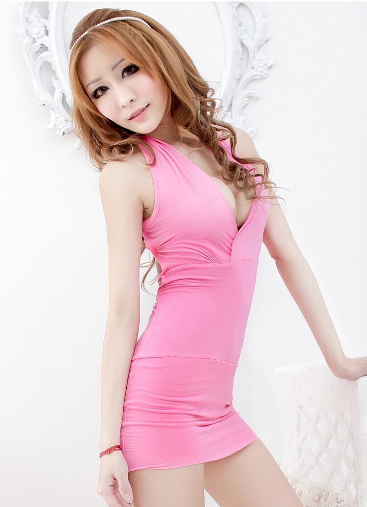 Temptation Nightclub Dress NC004RS