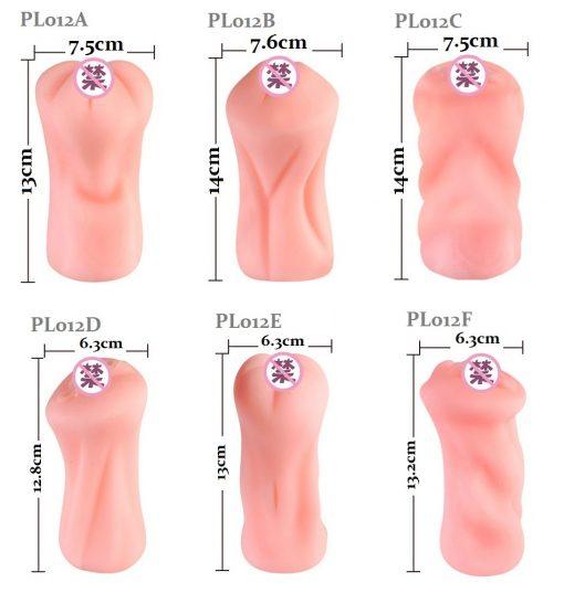 PL012 Size Comparison