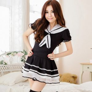 Sailor School Girl Student Cosplay Uniform SD004