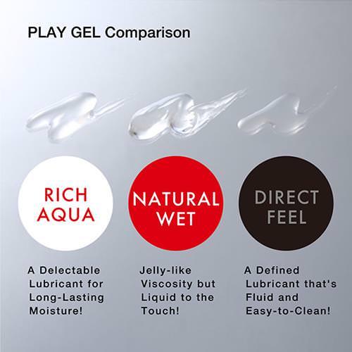 Tenga Play Gel Comparison