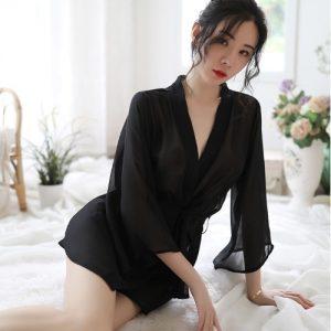 Sexy Pyjamas PJ015BK