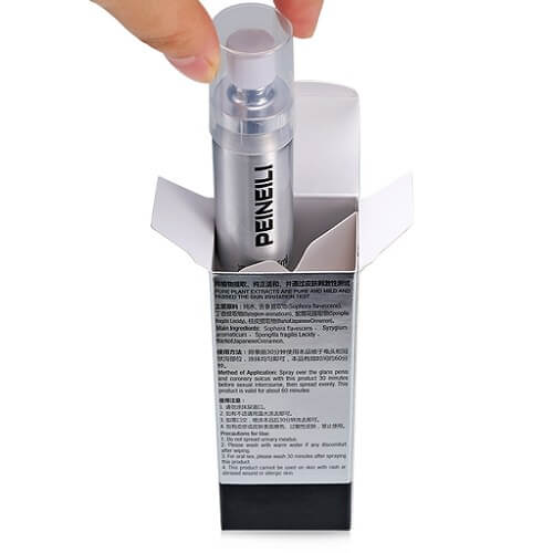 WW039AA Delay Spray