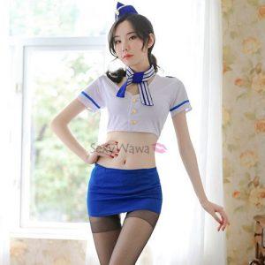 Sexy Stewardess Dress SW002