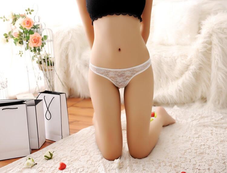 Sexy Panties Thong TB041WH