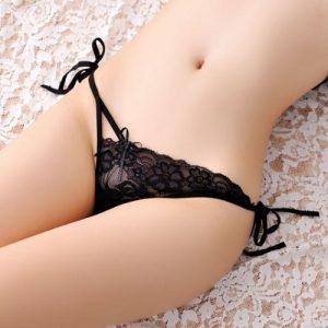 Sexy Panties Thong TB031BK