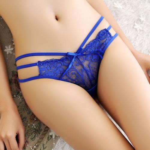 Sexy Panties Thong TB033BL