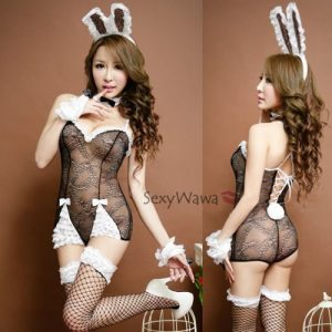 Sexy Bunny Rabbit Costume AN014