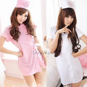 Sexy Nurse Suit NS009