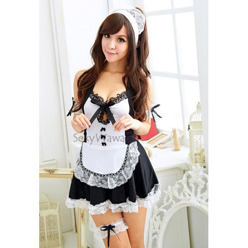 Temptation Sexy Maid Service MD011