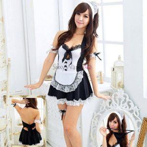 Temptation Sexy Maid Service MD011