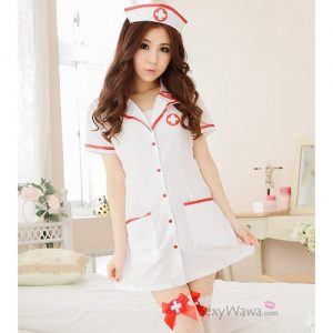 Sexy Nurse Suit NS011