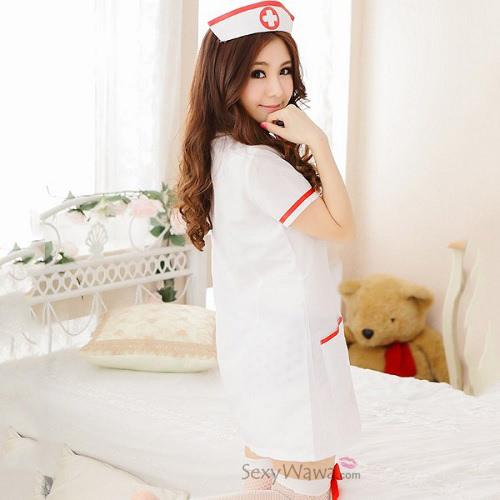 Sexy Nurse Suit NS011