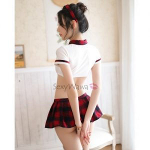 School Girl Student Cosplay Uniform SD014WH