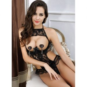 Open File Chest Sexy Teddy TD022