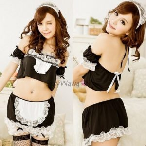 Temptation Sexy Maid Service MD012