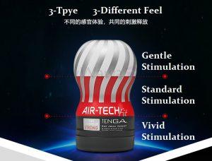 TGAT003 Tenga Air-tech Fit Masturbator