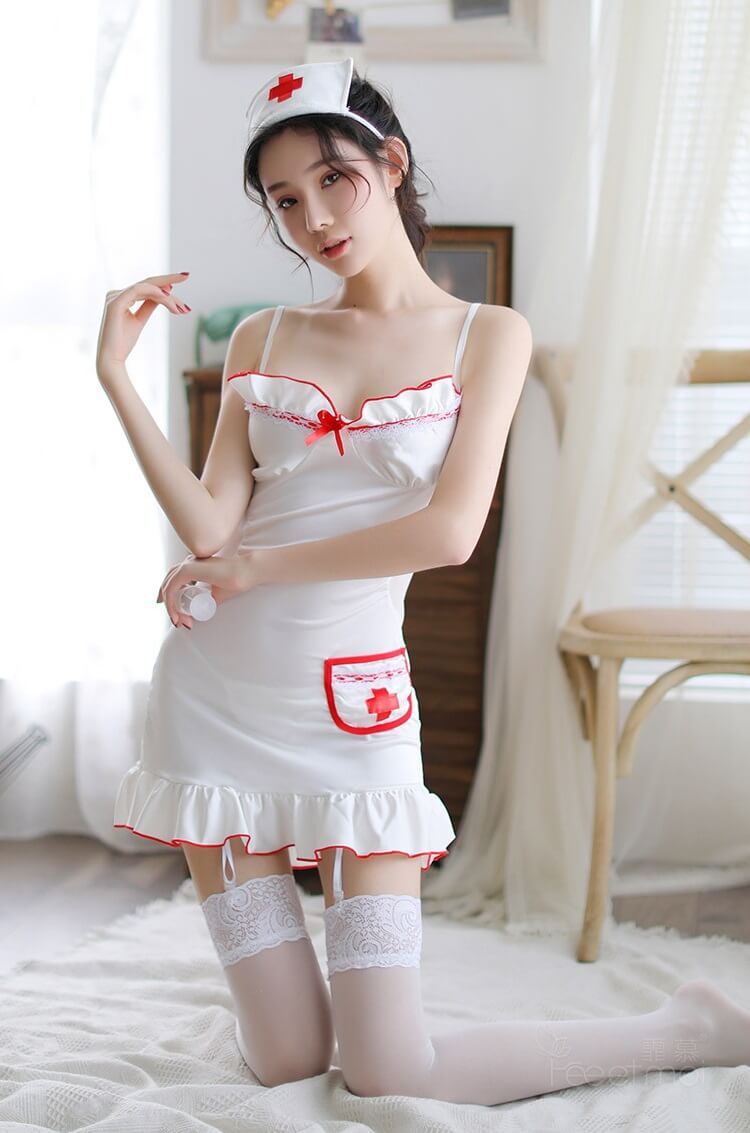 Sexy Nurse Suit NS014