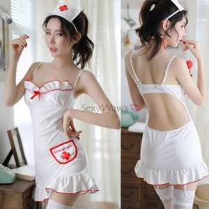 Sexy Nurse Suit NS014