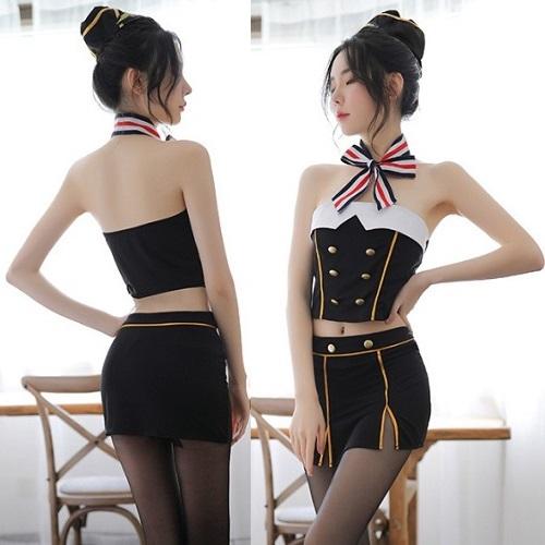 Sexy Stewardess Dress SW006