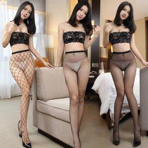 Women Sexy Fishnet Stocking SKL005