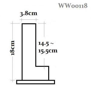 WW00118 Dildo Vibrator