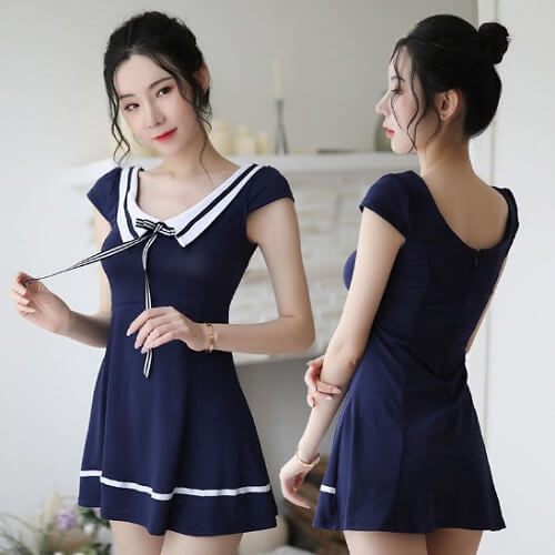 Sailor School Girl Student Cosplay Uniform SD020
